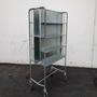 BCSB / MULTI-MEDIA MOBILE CART 8 SHELVES