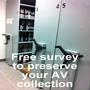 ALTERAN TECHNOLOGIES / FREE AUDIOVISUAL ACESS & PRESERVATION SURVEY